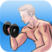 Fitness exercises in the office HD